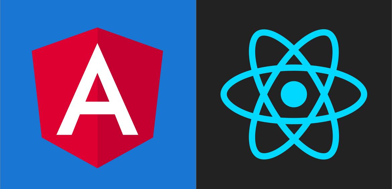 angular 2 vs react jaka jest ich przyszłość